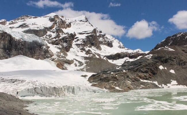 trekking al ghiacciaio Fellaria