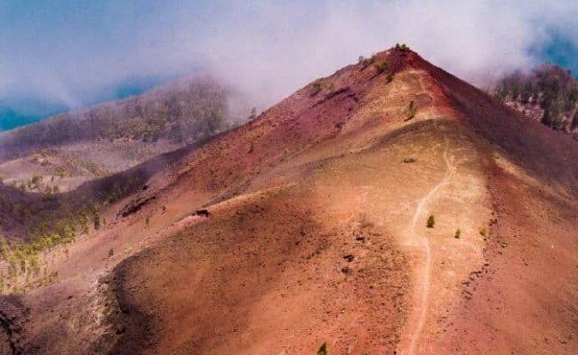 Sentiero Ruta de los Volcanes